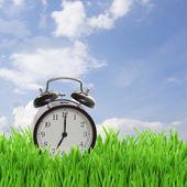 έννοια του χρόνου — Φωτογραφία Αρχείου