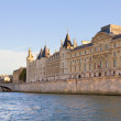 La Conciergerie, Paris, France — Stock Photo