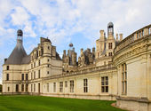 Chambord castle close up, France — Stock Photo