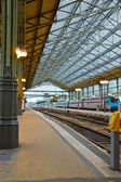 Old railway station, Tours — Stock Photo