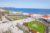 Embanlment of Sopot — Stock Photo