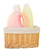 Washing deteggent — Stock Photo