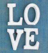 Love sign — Stock Photo