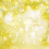Yellow Festive background — Stockfoto