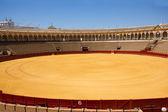 Bullfight arena in Seville, Spain — Stock Photo