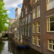 Stock Photo: Old town, Delft, Netherlands