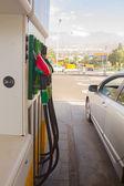 Gasolinera — Foto de Stock