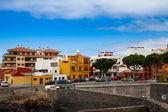 Waterfront of Garachico — Stock Photo