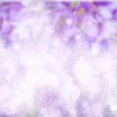 Violet bokeh background — Stock Photo