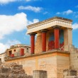 Knossos palace at Crete, Greece — Stock Photo #47699587