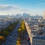 Skyline of Paris, France — Stock Photo #48426983