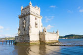 Torre of Belem, Lisbon, Portugal — Stock Photo