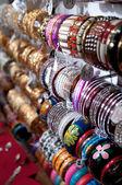 Indická bižuterie — Stock fotografie