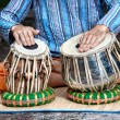 Tabla drums - Foto Stock