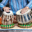 Tabla drums - Stockfoto