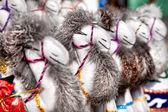 Camel toys — Stock Photo