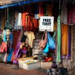 Tibetan market — Stock Photo