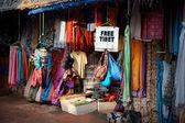 Tibetan market — Stock Photo