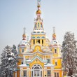Zenkov Cathedral in Almaty — Stock Photo #14917115
