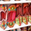 Ethnic shoes — Stock Photo