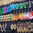 Earings at Goa market — Stock Photo #24441715