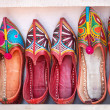 Stock Photo: Ethnic shoes