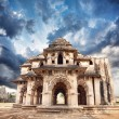 lotus mahal in hampi — Stock Photo