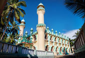 Mosque in India — Stock Photo