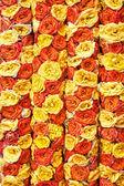 Flower garlands — Stock Photo