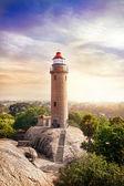 Leuchtturm in indien — Stockfoto