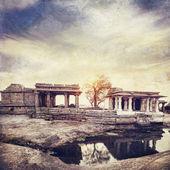 Ruins in Hampi — Stock Photo