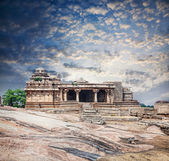 Ruins in Hampi — Stock Photo