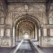 Palace in Red Fort — Stock Photo