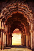Old temple in India — Stock Photo