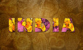 India — Stockfoto