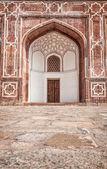 Humayun Tomb in Delhi  — Stock Photo
