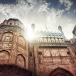 Red fort in India — Stock Photo #42963859