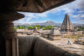 Indian boy in Hampi — Stock Photo