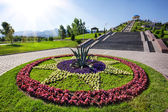 Park in Almaty — Stock Photo