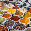 Indian colorful spices — Stock Photo #51284831