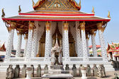 The Marble Temple - Wat Benchamabophit, Bangkok, Thailand — Stock Photo