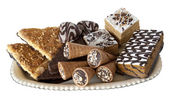 Set confectionery — Stock Photo