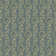 Pattern with decorative circle — Stockvektor #25932677