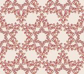 Seamless pattern arabesques — Stock Vector