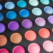 Make-up eye shadows — Stock Photo