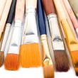 Paint brushes — Stock Photo #12234573