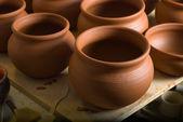 глина керамика керамика — Стоковое фото