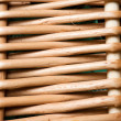 Stock Photo: Structure from bound dry rods