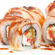 Sushi isolated - Stock Photo