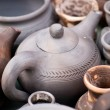 Stockfoto: Clay pots